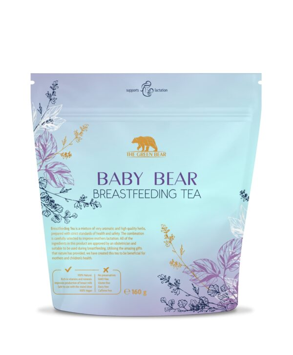 Baby bear чай за кърмачки