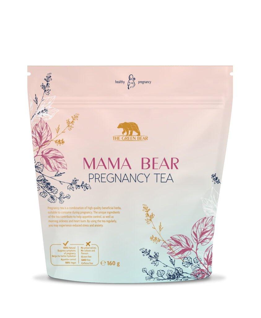 Mama Bear Чай за бременни жени