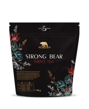 Strong Bear MEN'S TEA натурален билков чай за мъже