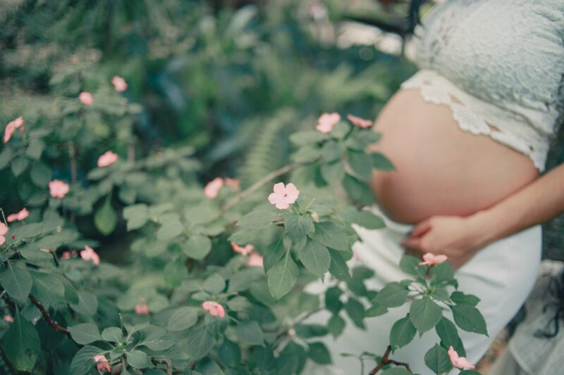 бременност, добра форма
