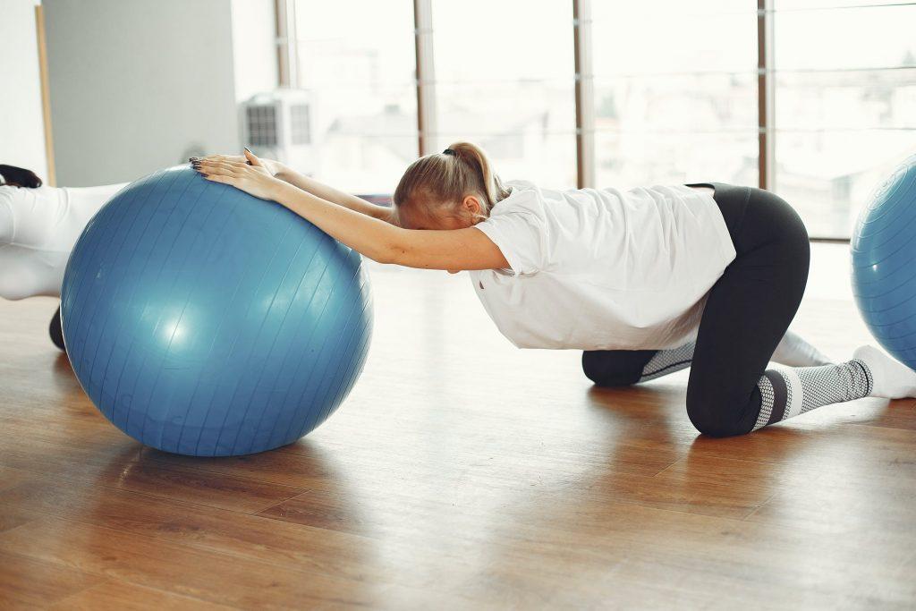 бременност+упражнения