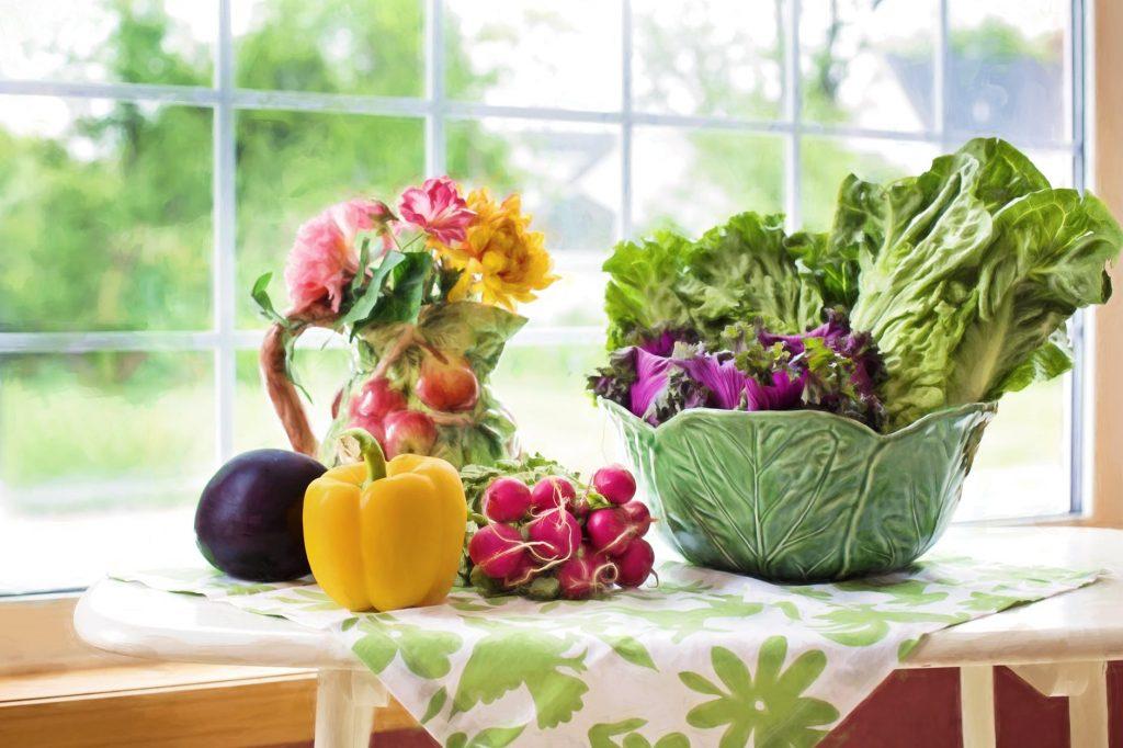 зеленчуци+витамини